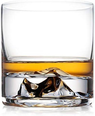 Everest Whiskey Glasses Bourbon Tumblers product image