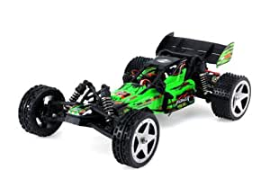 New Wltoys L959 2.4g 1:12 Off-road Scale Remote Control Rc Racing Motor Car Gn by amtonseeshop