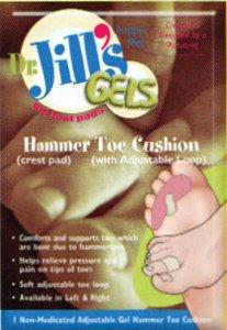 Hammer Toe Cushion Left Jills