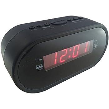 sylvania amfm clock radio with dual alarm clock digital tuning