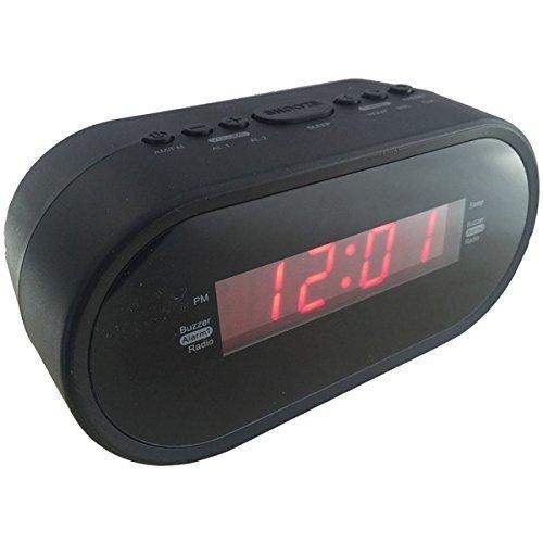 Sylvania Clock Radio Digital Tuning