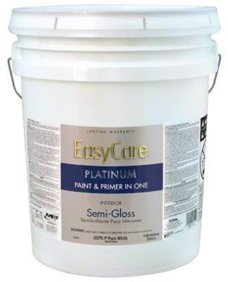 True Value ECPSP-5G EasyCare Platinum Paint Primer with Stain Blocker 5-Gallon Pastel Base