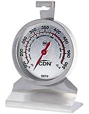 CDN Proaccurate Oven Thermometer, Silver