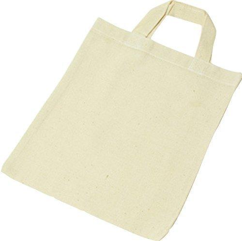 ShirtInStyle 5x Bolsa de farmacéutico Bolsa de algodón Bolsa Comprador Bolso de bandolera Color Natural Natural