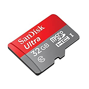 SanDisk Professional Ultra 64GB MicroSDXC GoPro Hero 3 card is custom formatted for high speed lossless recording! Includes Standard SD Adapter. (UHS-1 Class 10 Certified 80MB/sec)