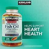 Cheap Kirkland Signature Wild Alaskan Fish Oil 1400mg, 230 Count