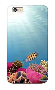 LSllwqE3171nuWGf Case Cover Protector Series For Iphone 6 Tropical Fish Case For Lovers Kimberly Kurzendoerfer