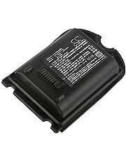 2400mAh / 26.64Wh High Capacity Replacement Battery for Trimble Ranger 3XC, Ranger 3XE, Ranger 3XR, TSC3 (1 Year Warranty)