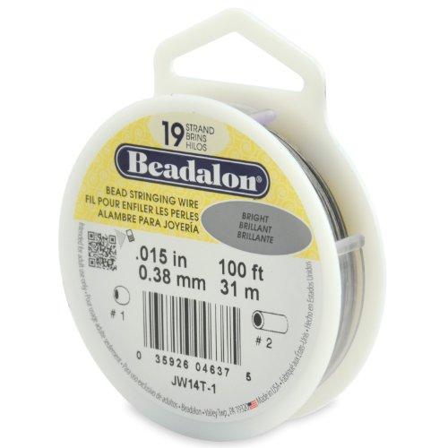 Beadalon 19-Strand 0.015