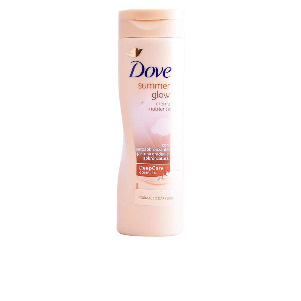 dove body lotion summer glow