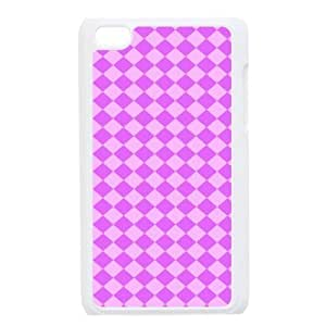 Custom Christmas Back Cover Case For Ipod Touch 5 Cover JNIPOD4-284