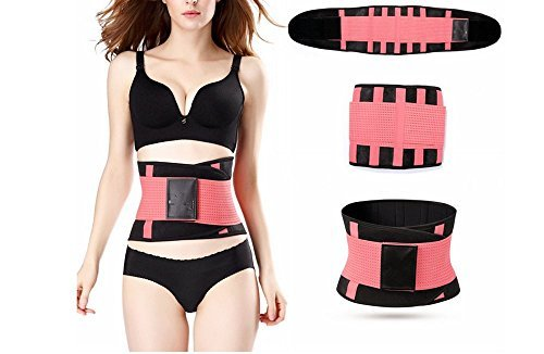 MILANKERR-Womens-Adjustable-Waist-Trimmer-Trainer-Belt-Fitness-Body-Shaper