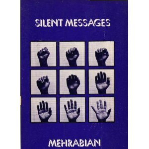 Silent Messages: Implicit Communication of Emotions and Attitudes ...