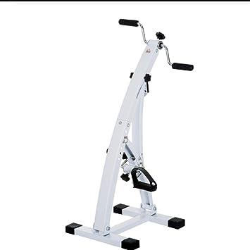 SISHUINIANHUA Bicicleta estática Fitness para Ancianos con Pedal ...