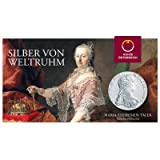 Famous Austrian Restrike Silver Coin in
