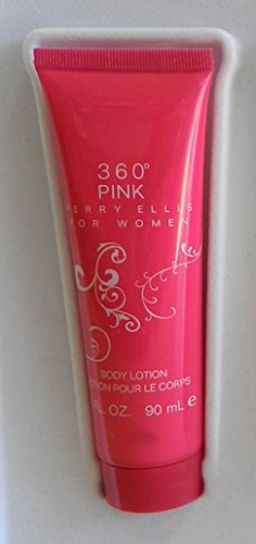 perry-ellis-360-pink-body-lotion-for-women-3-ozfree-name-brand-sample-vial-with-every-order