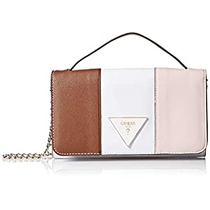 GUESS Women's Kamryn Multi Wallet on a String Cross Body