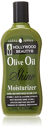 Hollywood Beauty Olive Oil Moist and Shine Moisturizing H...