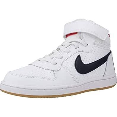Nike Court Bugh Mid (PSV), Zapatos de Baloncesto para Niños ...