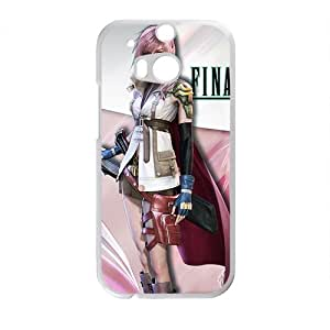 LINGH final fantasy xiii Hot sale Phone Case for HTC One M8