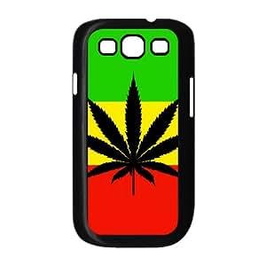Samsung Galaxy S3 I9300 Phone Case Marijuana Leaf Cannabis Grass Rasta