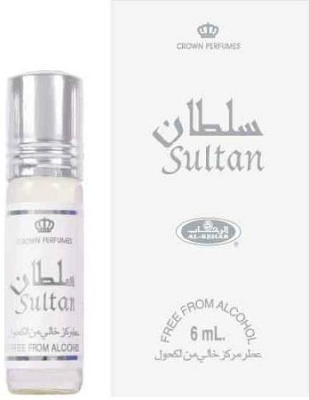 Sultan - 6ml (.2 oz) Perfume Oil by AlRehab