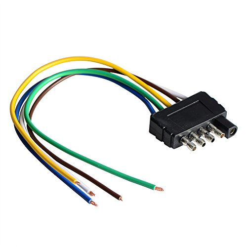 5 wire trailer connector - 7