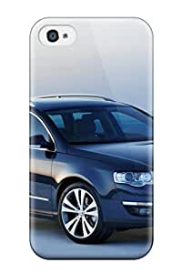 New Style Tpu 4/4s Protective Case Cover/ Iphone Case - 2006 Volkswagen Passat Variant