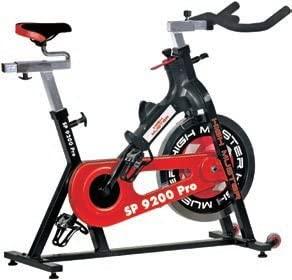 SPIN BIKE HIGH MUSTER SP 9200 professional new: Amazon.it: Sport e