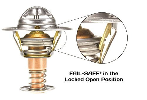 Motorad 7340-195 Failsafe Thermostat