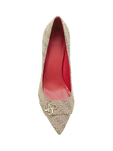 Guess Women's Court Shoes Beige Beige Ik0hnlTcH