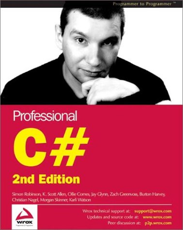 Professional C# Special Edition