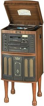 Amazon.com: Teac gf-480 consola estéreo con reproductor de ...