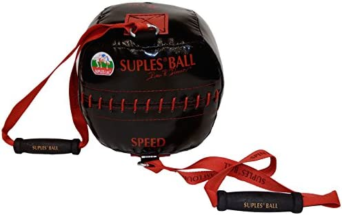 Suples Ball – Fitness, Bulgarian Bag, Crossfit, Wrestling, Judo, Grappling, Functional Training, MMA, Sandbag, Core, Medicine Ball