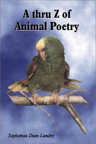 A Thru Z of Animal Poetry ebook