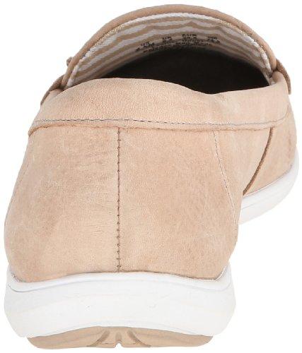 Naturalizer Kvinna Japara Båt Sko Ginger Snap Läder