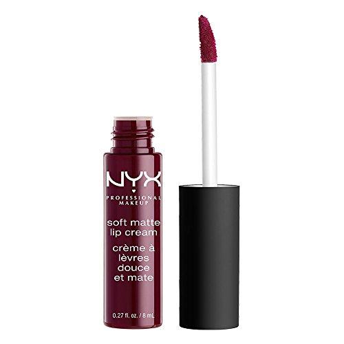 NYX PROFESSIONAL MAKEUP Soft Matte Lip Cream, Copenhagen, 0.27 Fluid Ounce