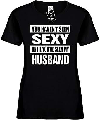 a8d4450c42 Amazon.com  Signature Depot Women s Funny T-Shirt (HAVENT Seen Sexy ...