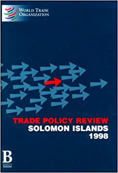 Solomon Islands 1998 (Trade Policy Review)