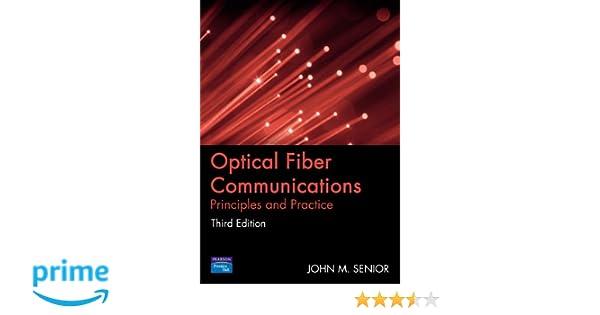 Optical Fibre Communication By Senior Pdf