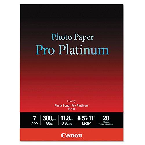 Pro Platinum Photo Paper - 5