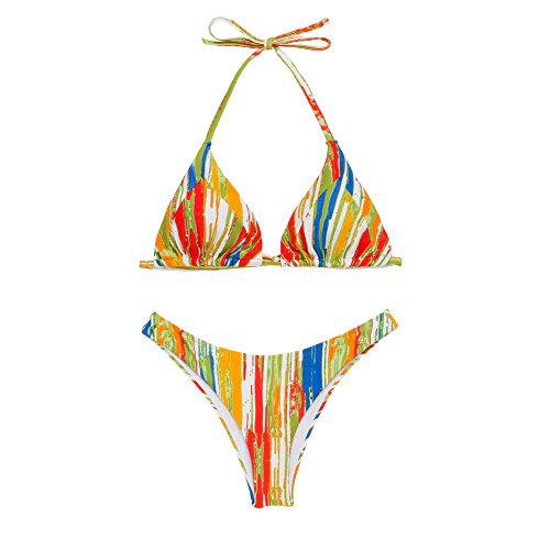 Halter Top Bikini Sets in Australia - 2