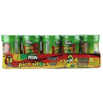 Pelon Picositos Fruit Seasoning (pack of 10) (Best Bulk Candy Site)