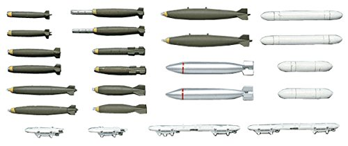 Weapons IV - US Air to Ground Missiles 1/72 Hasegawa