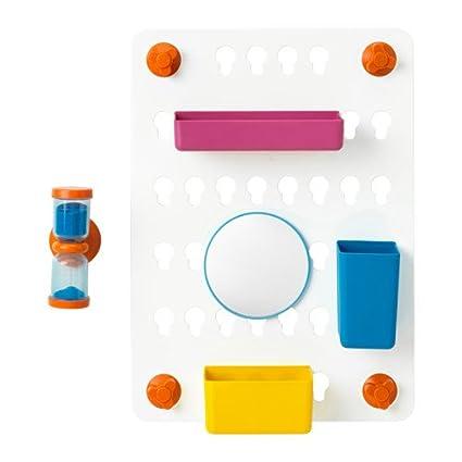 Ikea laddan retención de baño para niños