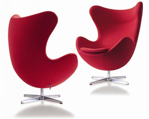 Captivating The 70u0027s Egg Chair