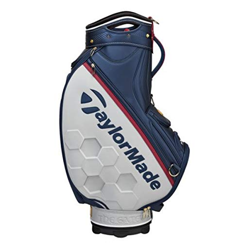 TaylorMade British Open Major Staff Golf Bag Mens - New 2019 (Limited Edition Cart Bag)