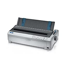 Epson FX-2190N Dot Matrix Printer - 680 cps Mono - Parallel, USB C11C526001NT Generic