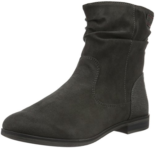 25357 Oliver para Mujer Botines 206 Gris GRAPHITE s aO5Rqwd5