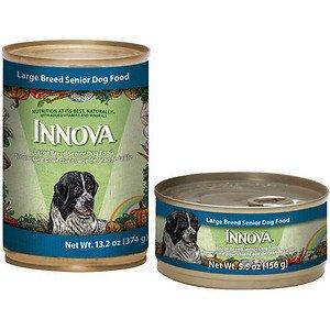 Innova Large Breed Senior Canned Dog Food, 13.2-oz, case of 12